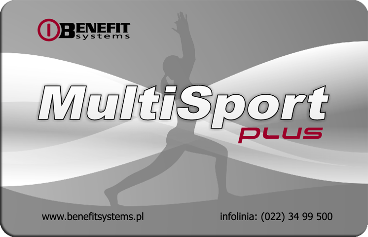 Karta MultiSport Plus